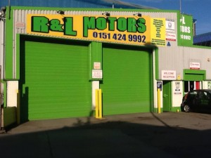 R&L Motors - The Best Garage in Widnes